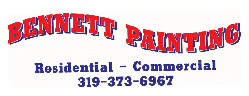 Logo Bennett Painting and Decorating